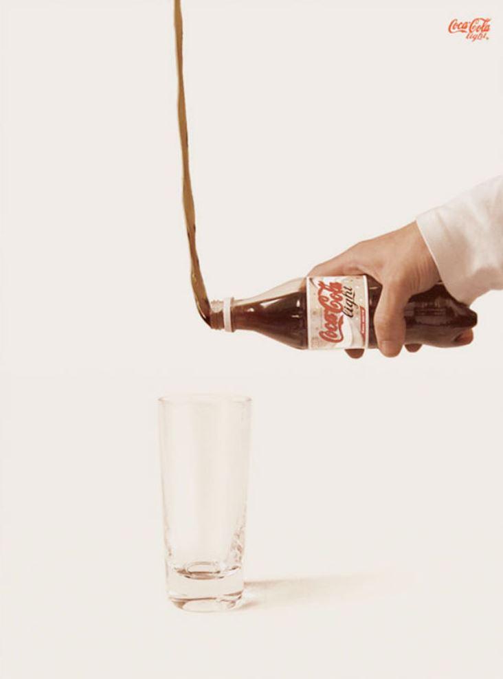 Coca Cola ganz leicht