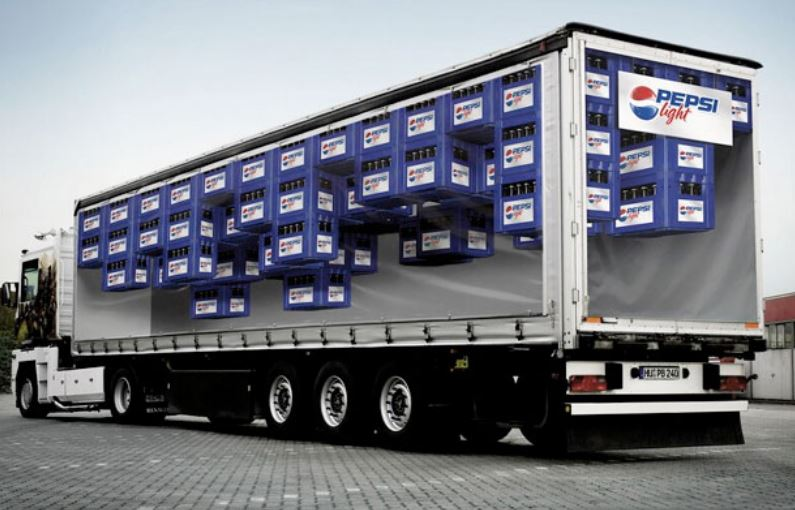 Pepsi - Die perfekte Illusion