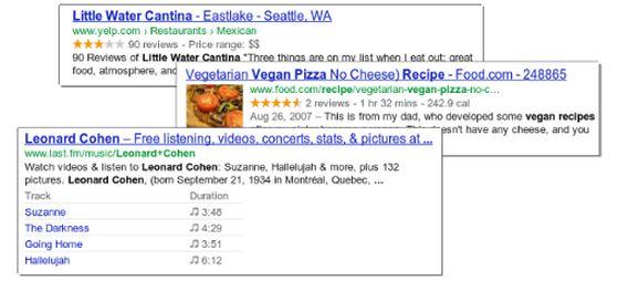 Google Rich Snippets für Online Shops
