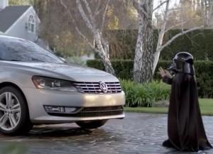 the force volkswagen
